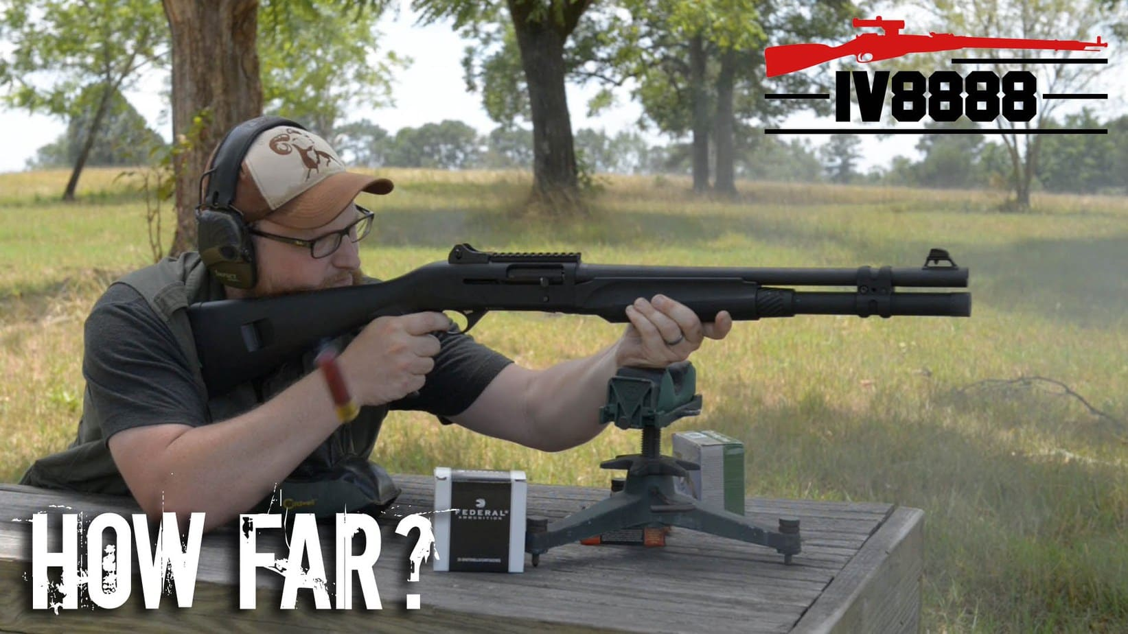 How far does a shotgun shoot? - Shooting Mystery