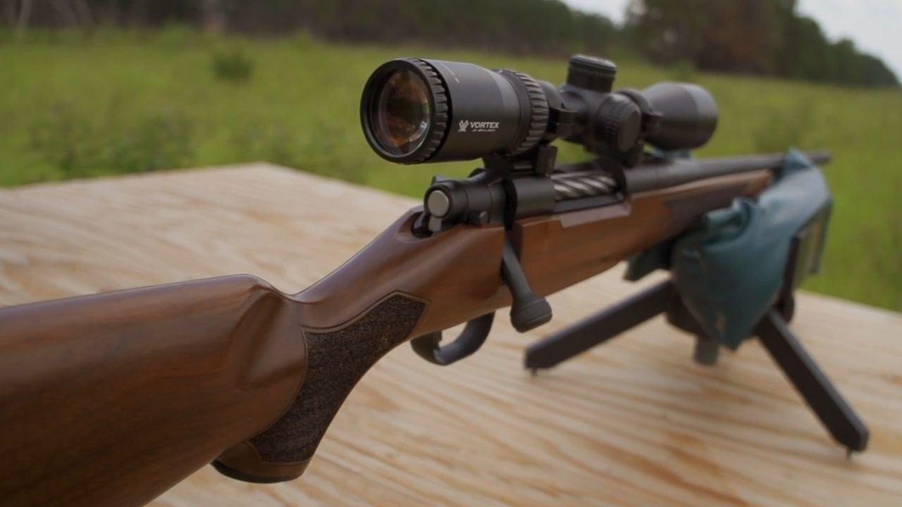 Mossberg trophy hunter .270 review