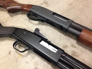 difference between mossberg 500 and 590