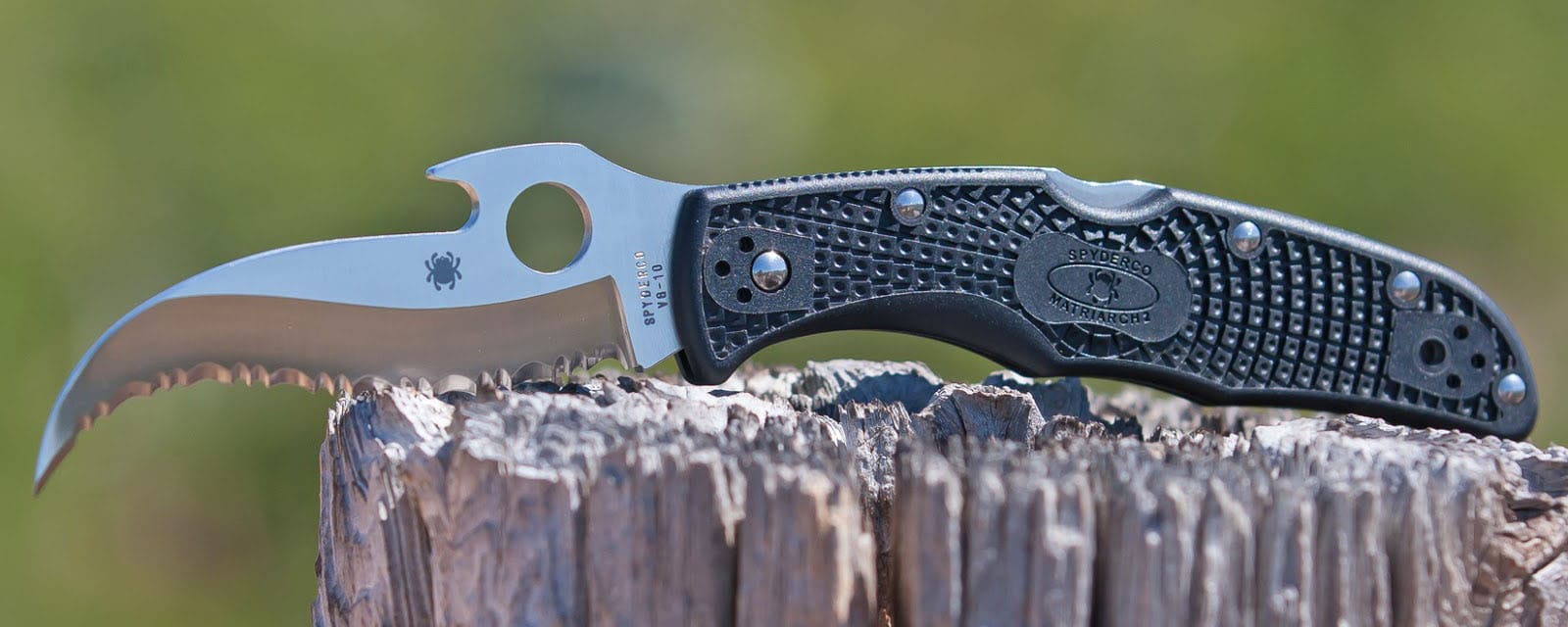Best Spyderco Knife For Self Defense & Hunting 2019