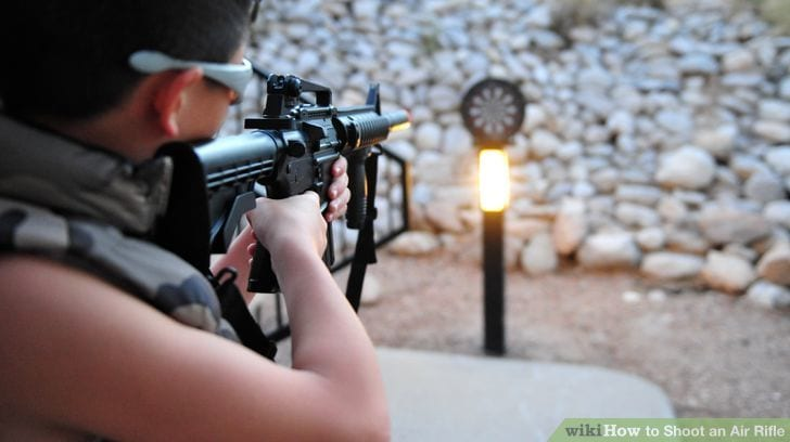 How to sight in a scope without shooting