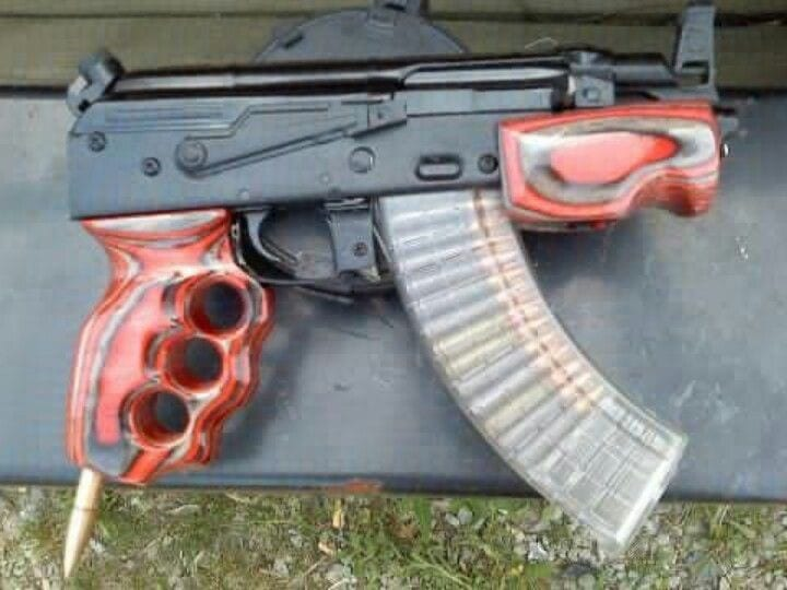 How To Make An AK 47 Full Auto - Shooting Mystery