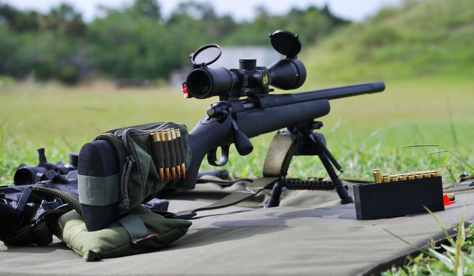 remington 700 police sniper