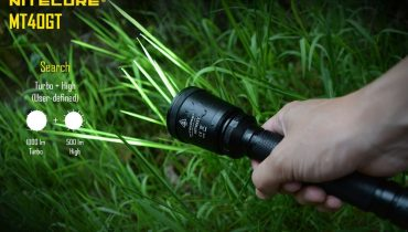 Best LED police flashlight