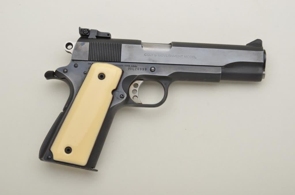 How to read Colt serial numbers for first timers - Shooting Mystery