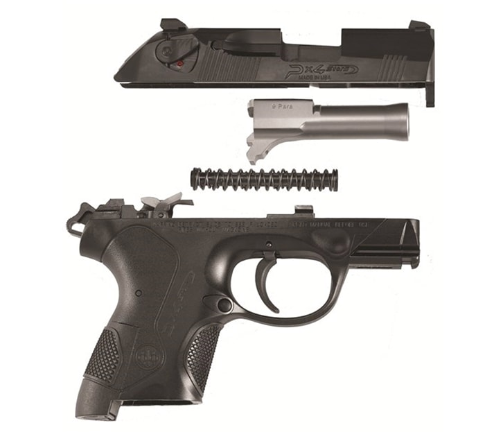 Beretta Px4 Storm 40 S W Compact Semiautomatic Pistol: Beretta PX4 Storm Compact Vs. SubCompact: Which One Is The