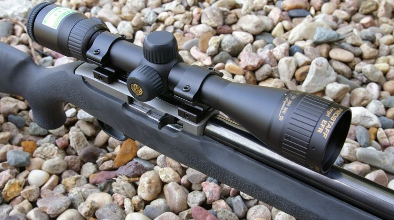 rifle scope under 300