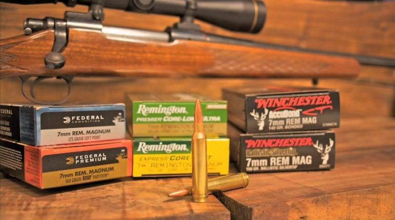 7mm Remington Magnum Vs  30-06 Springfield: A Comparison Of