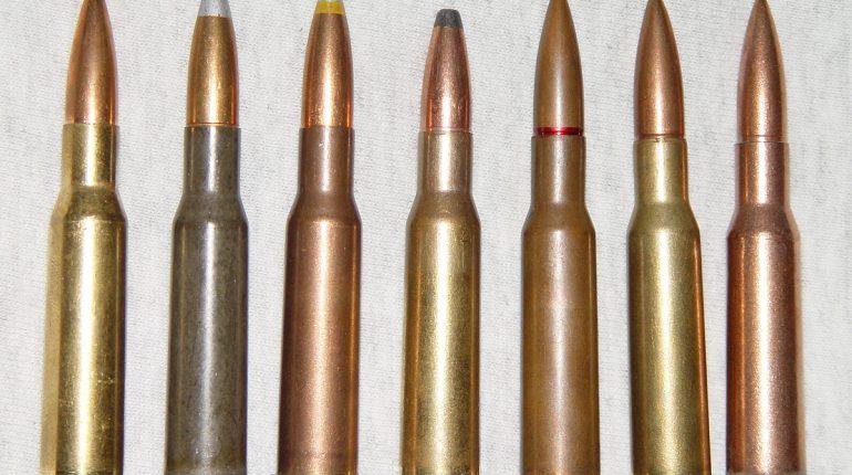 7.62x54mmR Vs .30-06 Springfield