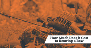 How much does it cost to restring a bow