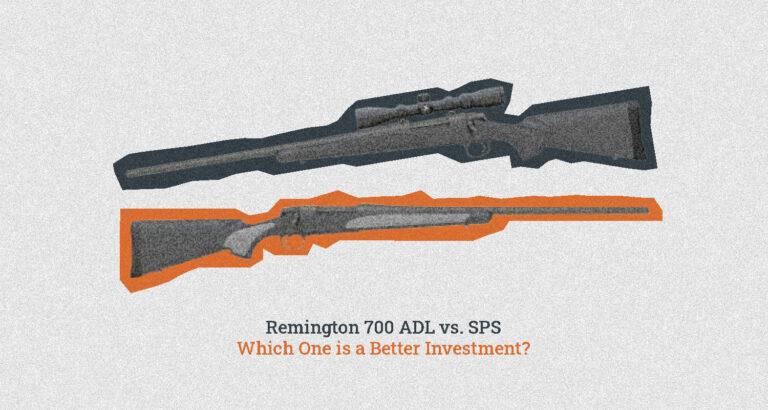 Remington 700 ADL vs. SPS