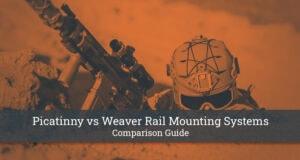 Picatinny vs Weaver Rail Mounting Systems