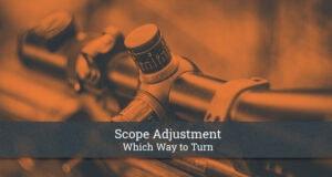Scope Adjustment