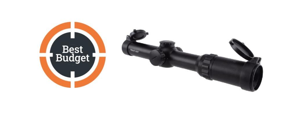 Primary Arms 1-4x24 SFP Rifle Scope