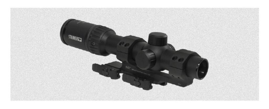 Steiner P4Xi 1-4x24 Riflescope