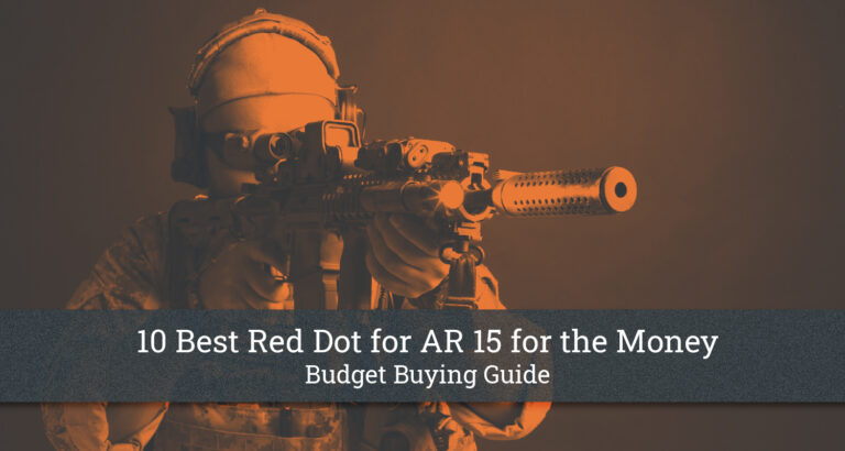Best Red Dot for AR 15
