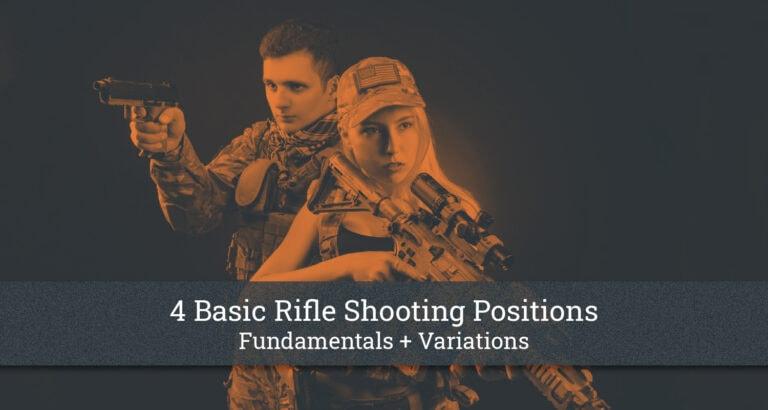 Rifle Shooting Positions